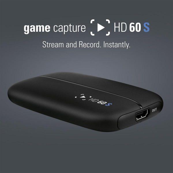 Elgato Game Capture Hd60s Usb 30 1080p Click Tekclick Tek