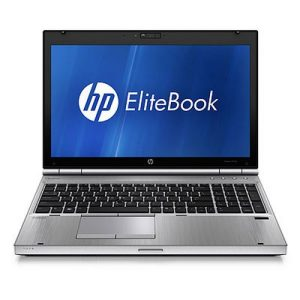 Refurbished HP Elitebook 8570p, 15.6″HD, 3rd Gen i5 2.5GHz, 8GB, 256GB SSD, W10P