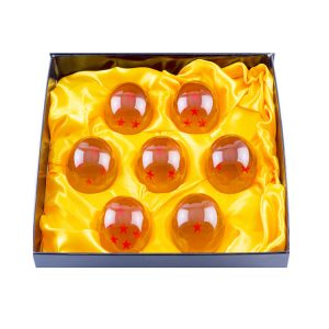 Dragon Ball Z Dragon Ball Collectible Set (Orange)