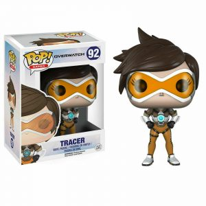 Funko POP Overwatch Tracer 92 Action Figure