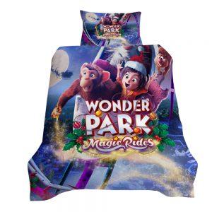 Wonder Park 3D Printed Single Bed Duvet Cover Set